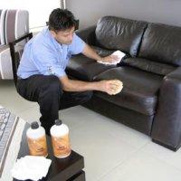 Диваны из кожи, как правильно почистить кожаный диван в домашних условиях   фабрика мебели - Диво Диван
