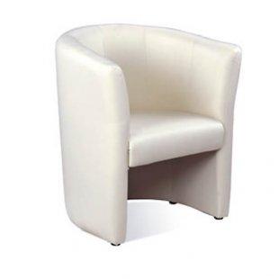 Кресло Chicago Lounge White