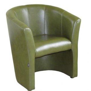 Кресло Chicago Lounge Olive
